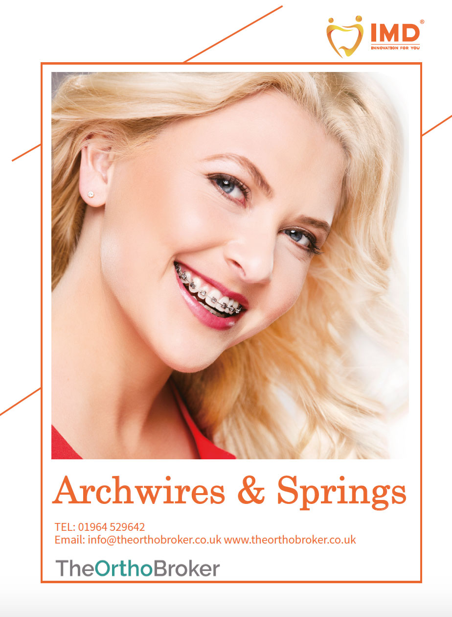 archwires & springs brochure